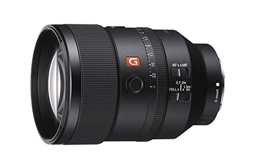 FE 135mm F1.8 G Master Telephoto Prime Lens for Sony E-Mount