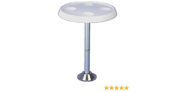Todd Marine 6005-2S Round Table Plate