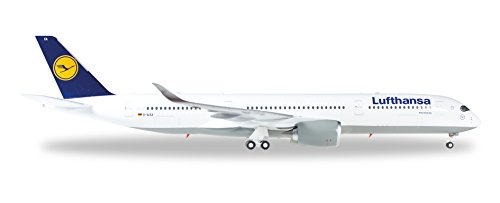 He557801 Herpa Wings Lufthansa A350xwb 1 200 Model Airplane