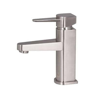 VIGO Soria Single Lever Basin Bathroom Faucet