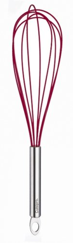 Cuisipro Silicone Egg Whisk (Cuisipro - Red 8