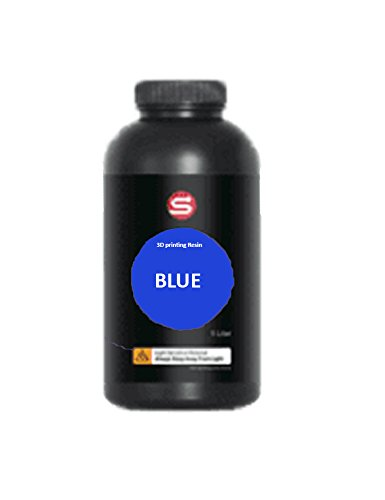 Uncastable resin Blue for 3D printer