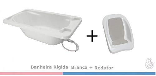 Conjunto Banheira Com Assento - Galzerano Branco
