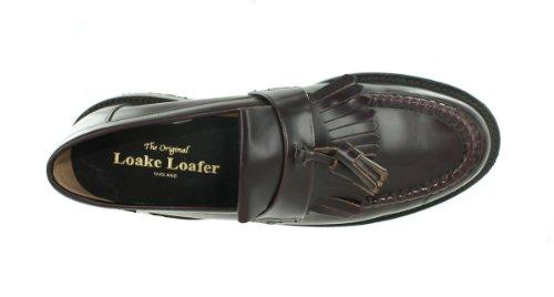 Brighton (Loake) Loafer Oxblood zhkDzSsOn