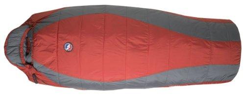 Big Agnes Encampment 15 Degree Climashield HL Sleeping Bag (Long, Left Zipper), Outdoor Stuffs