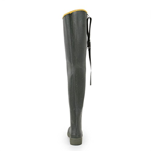 Le Chameau Anglerstiefel / Watstiefel Delta - grün