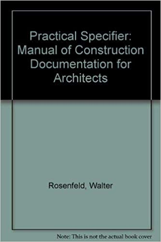 A Manual of Construction Documentation Drafting Books ...