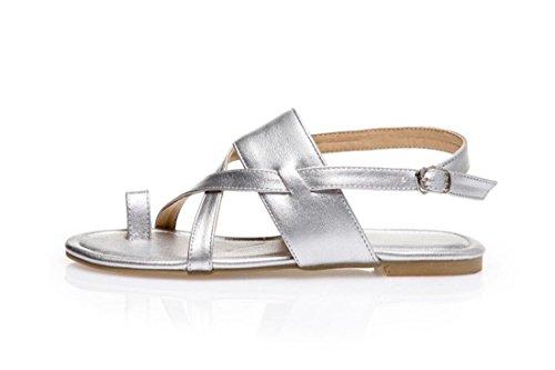 Silver da Grandi sandali AIKAKA Donna 7SXwq