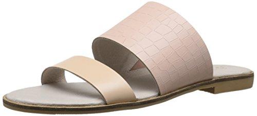 Matisse Women's Minnie Flat Sandal Light Pink