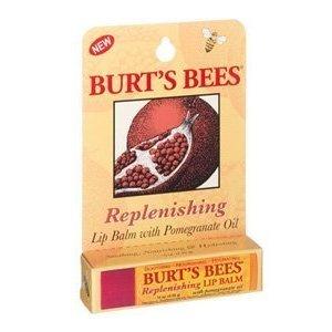Пчелы Берта бальзам для губ, Гранат масло, 0,15 унции