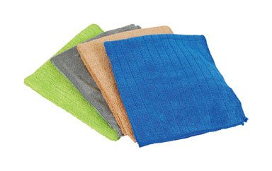 Quickie Household Surface Microfiber Cleaning Cloth Multi-Pack