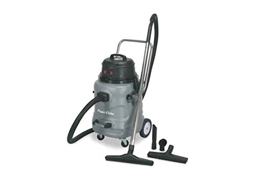 Powr-Flite PF58 Dual Motor Wet Dry Vacuum with Polyethylene Tank and Tool Kit, 20 gal Capacity Review