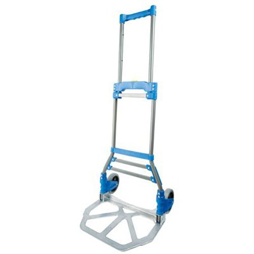 CTG TOOLS INTL CT-HTF110 Portable Mini-Hand Truck Load Capacity Rating