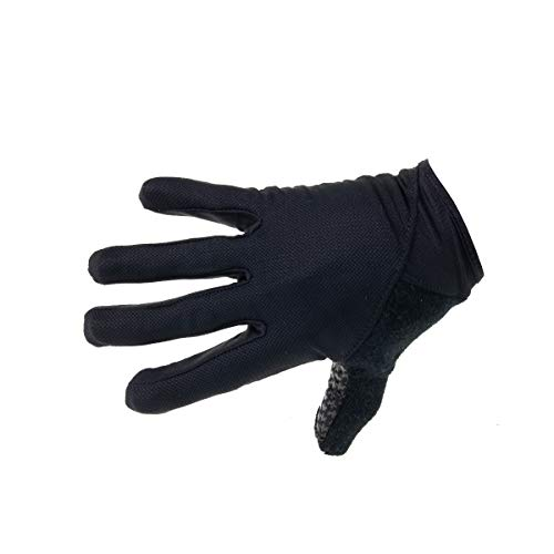 Glove Black Assos - assos Long Summer Cycling Gloves Black XS