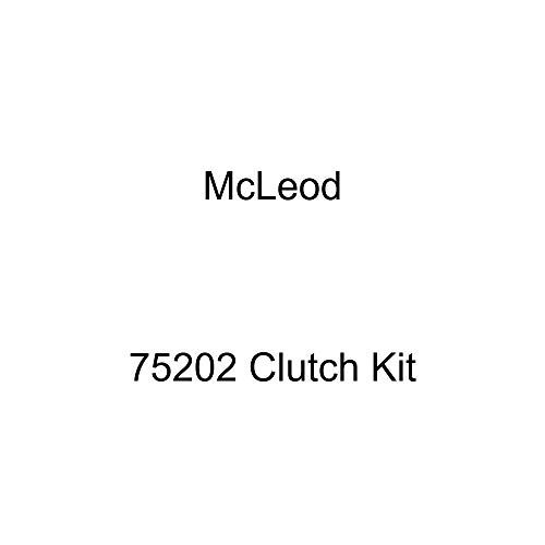 Ford Mustang Sachs Clutch - McLeod 75202 Clutch Kit