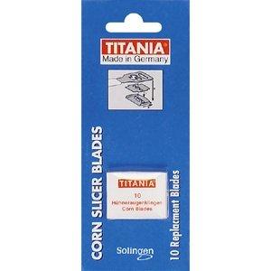 Swissco Titania Corn Slicer Blades 10 Pack (Pack of 3) (並行輸入品) B00CD8F6H4