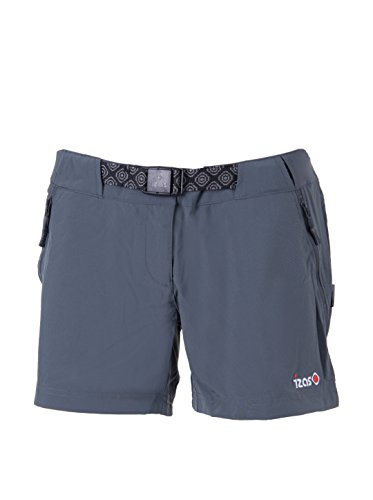 Grigio Donna Short Izas Nagela Stretch scuro IP6t6wxq