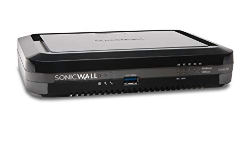 SonicWall | SOHO 250 Base | Security VPN Firewall | 02-SSC-0938