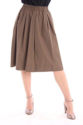 Aspesi Brown Skirt, Femme.
