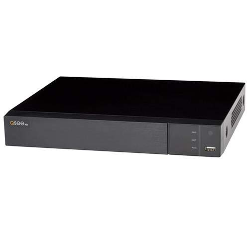 - Q-See 8 Channel High Definition 1080P 4 IN 1 Hybrid DVR QTH98