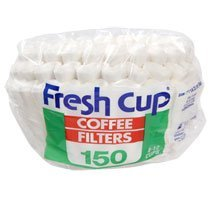 (Fresh Cup Paper Coffee Filters, 150-ct. Packs)