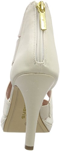 Sandals 28038 Ankle Women''s 179 White Tamaris Strap champagne OwIapf