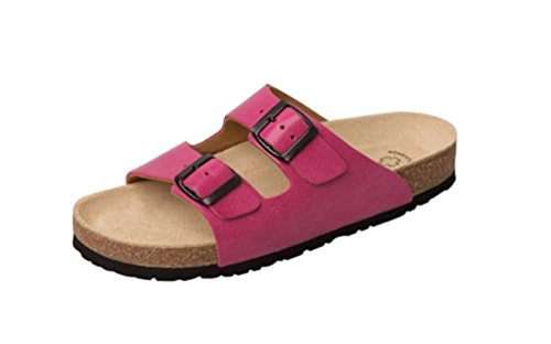 Weeger-Bio-Gesundheits-Pantolette Pink