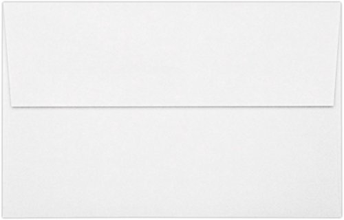 - A10 Invitation Envelopes w/Peel & Press (6 x 9 1/2) - 60lb. White w/Peel & Press (50 Qty) | Perfect for Invitations, Greeting Cards, Thank You Cards, Announcements and so much more! | 4890-WPP-50