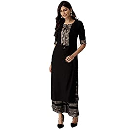 Buy Amayra Women's Rayon Kurtis India 2021