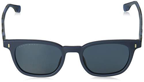Men's Boss Hugo By Polarized Sunglasses Blue Mtt xC6Hnp6