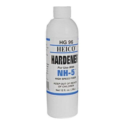 HEICO NH-5 Hardener for Black & White Film and Paper Fixers, 12 oz. Bottle Makes 5 qts. - Case of 12 (Total Makes 60 qts.)