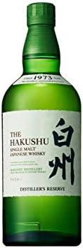 Hakushu Distiller´S Reserve Single Malt Japanese Whisky, 43% - 700 ml