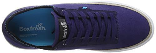 Scarpe Basse Blau Blu Uomo Cordvic blau Boxfresh Ginnastica Da z8nI5wfq 1c6fae9fa1f