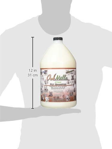 Picture of Groomers Edge Oat Mella Shampoo Gallon
