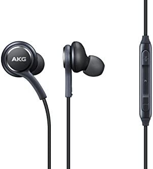 samsung earphones corded tuned by akg grey amazon in electronics rh amazon in