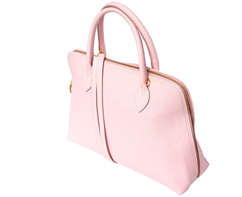 Florence Market Rose Business Cartable Femme 308 En Saffiano Sac Pour Leather Cuir g4wqBgC