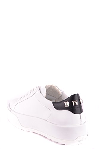 Sneakers Leder Weiss MCBI148460O Hogan Damen xw0q8IOqz