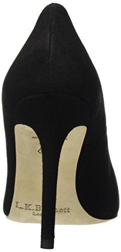 LK BENNETT Women's Fern Closed-Toe Pumps Black GVCTjp1