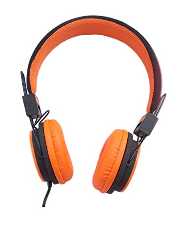 MOBI COM Crystal Sound Headphone for Mobile, Laptop and Computer
