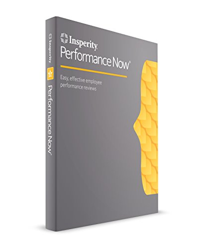 Performance Now Version 8 (Appraisal Forms)