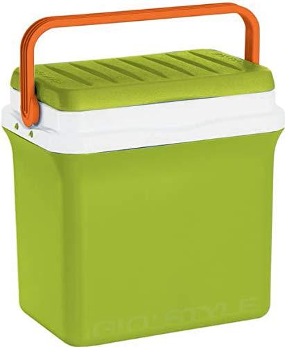 GIO Style Bolsa térmica rígida Nevera portátil con asa 22,5 litros ...