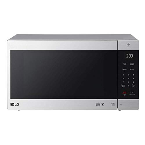 LG NeoChef LMC2075ST 2.0 CU. FT. Countertop Microwave (Renewed)
