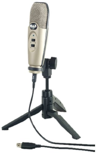 CAD Audio U37 USB Studio Condenser Recording Microphone (Best Cad For Beginners)