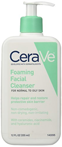 CeraVe Foaming Facial Cleanser 12 oz