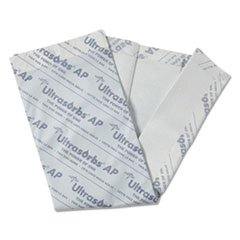 Ultrasorbs AP Underpads, UNDERPAD,DRYPAD,ULTRASORBS-AP,31X36'' - 1 CS, 40 EA