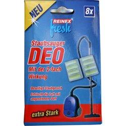 Lufterfrischer für Staubsauger 8er-Pack Lufterfrischer - Staubsauger-Deo fresh
