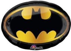 27 Batman Emblem Foil Balloon by Anagram/MD   B01GGG7ZRW