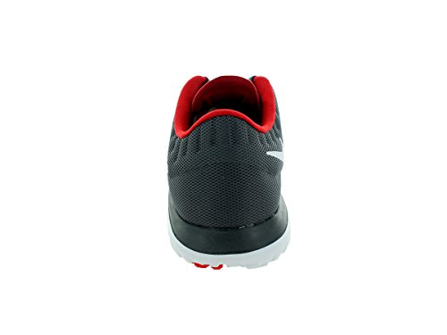 discount purchase NIKE Men's FS Lite 2 Running-Shoes Dark Grey/White/University Red sale ebay cheap sale visit new mylOFPXh