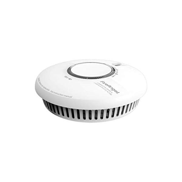 31A FireAngel SCB10-R Rauch- und CO-Alarm