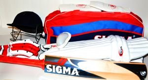 Cricket Set (Cricket Kit Size 5) by Sigma